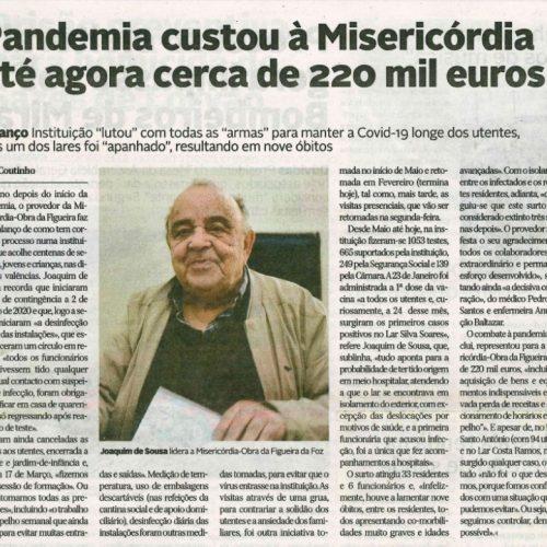 CUSTOS DA PANDEMIA