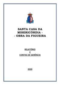 Relatório de Contas 2020